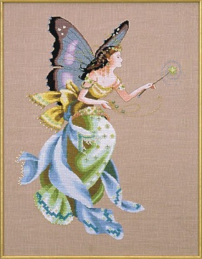 Mirabilia - The Cottage Garden Fairy Cross Stitch Chart