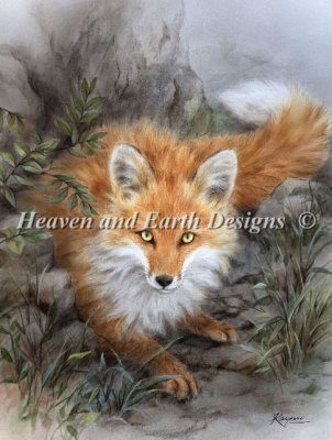 Heaven and Earth - Autumn Prince Cross Stitch Chart