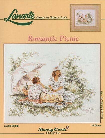 Romantic Picnic - Chart Only