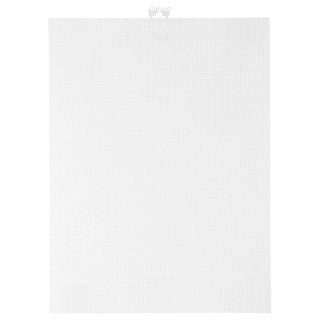 Perforated Plastic Canvas - 14ct Clear