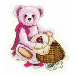 Hobby Bears - Stitching Bear