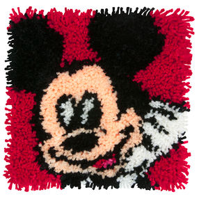 Mickey - Latch Hook Kit