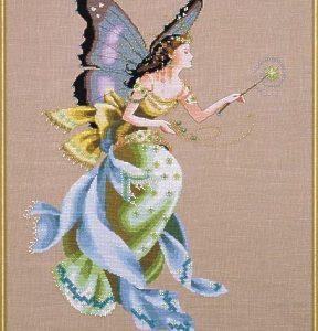 Mirabilia - The Cottage Garden Fairy Cross Stitch Chart