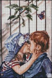 Shinysun's - Summer Love Cross Stitch Chart