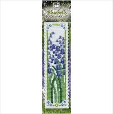 Bluebells Bookmark