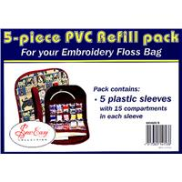 Embroidery Floss Bag Refill