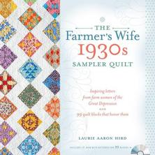 Farmers Wife 1930's Sampler Quilt Book