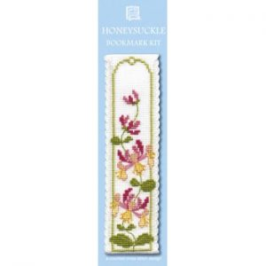 Honeysuckle Bookmark