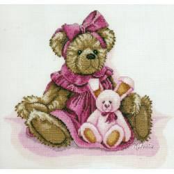 Playtime Bears - Jill & Bunny