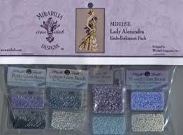 Mirabilia - Lady Alexandra Embellishment Pack