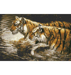 Kustom Krafts - Wading Tigers
