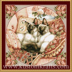 Kustom Krafts - Catnap Chart Only