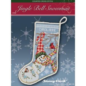 Jingle Bell Snowman Chart