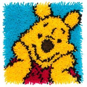 Winnie The Pooh - Latch Hook Kit
