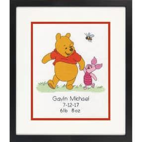Winnie The Pooh Birth Record