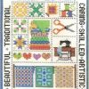 Quilt lover - Cross Stitch Chart Only